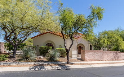 Tucson Single Family Home For Sale: 7274 E Placita Rancho La Cholla