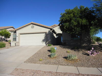 Single Family Home For Sale: 13902 E Via Valderrama