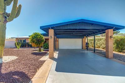 Pima County, Pinal County Single Family Home For Sale: 7501 E Fairmount Place