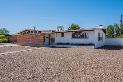 Pima County, Pinal County Single Family Home For Sale: 6744 E Hayne Street
