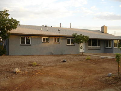 Pima County Single Family Home For Sale: 6052 E 28th Street