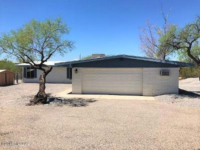 Tucson AZ Single Family Home For Sale: $299,000