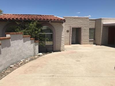 Tucson Single Family Home For Sale: 8771 E Old Spanish Trail