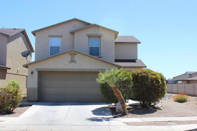 Tucson Single Family Home For Sale: 6960 S Goshawk Drive