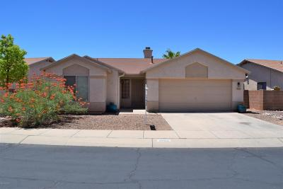 Tucson Single Family Home For Sale: 3063 W Autumn Breeze Drive
