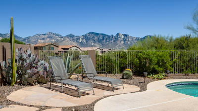 Oro Valley Single Family Home For Sale: 13728 N Carlynn Cliff Drive