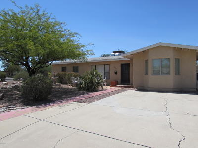 Tucson Single Family Home For Sale: 2558 E Hampton Street