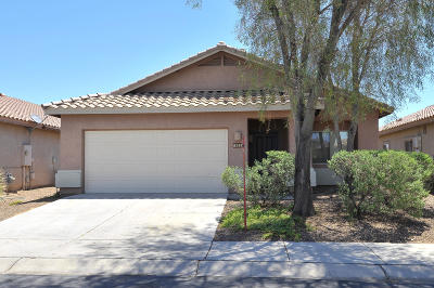 Tucson Single Family Home For Sale: 8386 N Wind Swept Lane