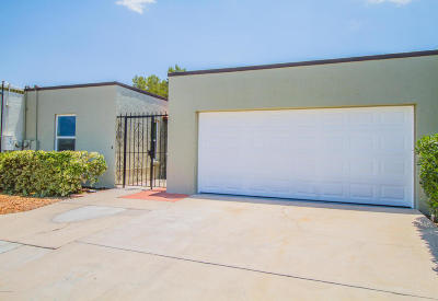 Pima County Townhouse For Sale: 6600 E Calle Cavalier