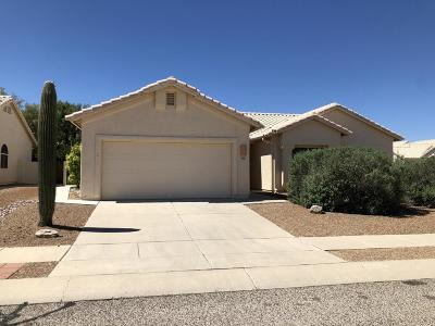 Tucson Single Family Home For Sale: 9930 E Coral Reef Way