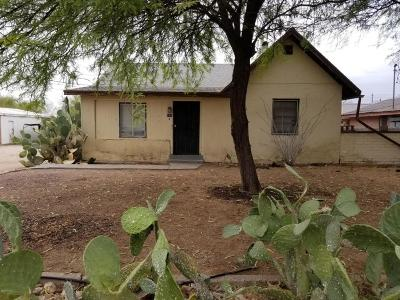 Tucson Single Family Home For Sale: 220 W Kelso Street