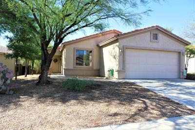Marana Single Family Home For Sale: 5554 W Painted Cliff Drive