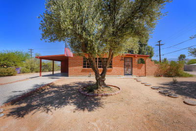 Pima County, Pinal County Single Family Home For Sale: 6657 E 17th Street