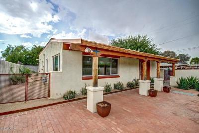 Single Family Home For Sale: 135 N Tucson Boulevard