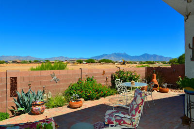 Pima County Single Family Home For Sale: 728 N Highlands Grove Lane
