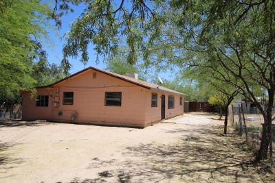 Tucson Single Family Home For Sale: 5815 S Jeanette Boulevard