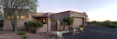 Pima County, Pinal County Single Family Home For Sale: 4535 W Corte Sombra Del Tecolote