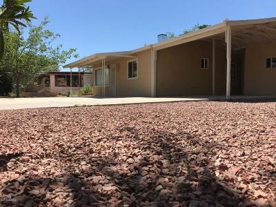 Tucson Single Family Home For Sale: 735 W Wyoming Street