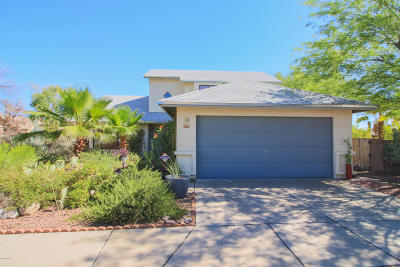 Pima County Single Family Home For Sale: 2779 W Camino Llano