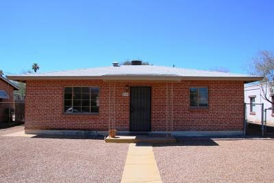 Pima County Single Family Home For Sale: 1510 E Seneca Street
