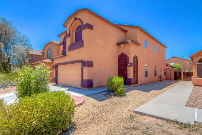 Tucson Single Family Home For Sale: 5990 S Placita Picacho El Diablo