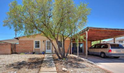 Pima County, Pinal County Single Family Home For Sale: 8426 E Desert Steppes Drive