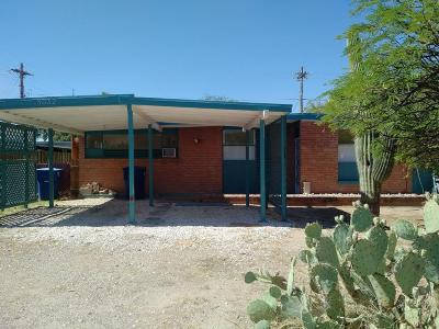 Pima County, Pinal County Single Family Home For Sale: 3032 E Eastland Street