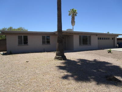 Tucson Single Family Home For Sale: 8402 E 24th Street