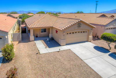 Pima County Single Family Home For Sale: 6607 E Cooperstown Drive