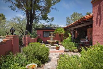 Tubac Single Family Home For Sale: 2365 Camino Esplendido