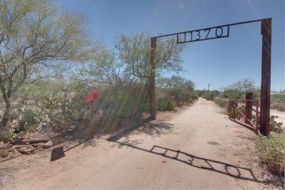 Tucson Single Family Home Active Contingent: 11370 S Cherokee Lane