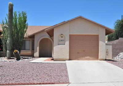 Tucson AZ Townhouse For Sale: $137,900