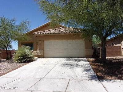 Marana Single Family Home For Sale: 11886 W Fontenelle Drive