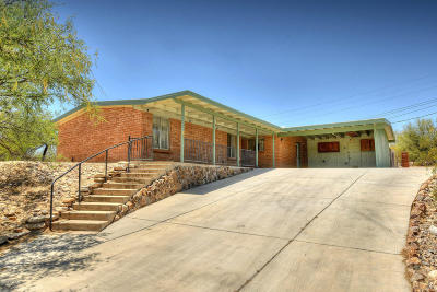 Tucson Single Family Home For Sale: 5525 N Northern Hills Drive