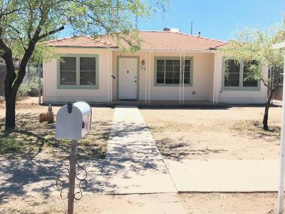 Tucson Single Family Home For Sale: 39 N Melwood Avenue