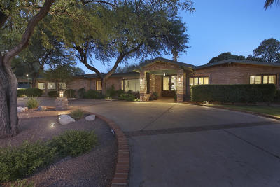 Tucson Single Family Home For Sale: 6210 E Calle Alta Vista
