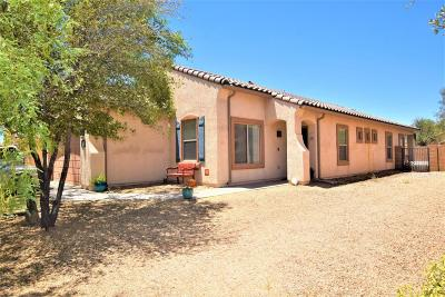 Marana Single Family Home For Sale: 11300 W Massey Drive
