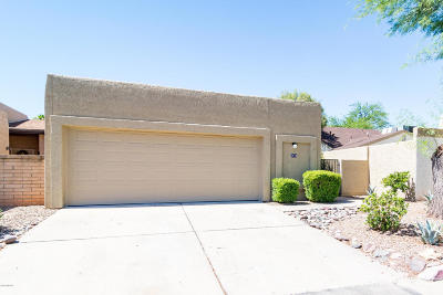 Pima County Townhouse For Sale: 7516 E Harbor Drive