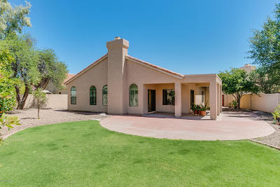Pima County, Pinal County Single Family Home For Sale: 2903 N Ivory Court