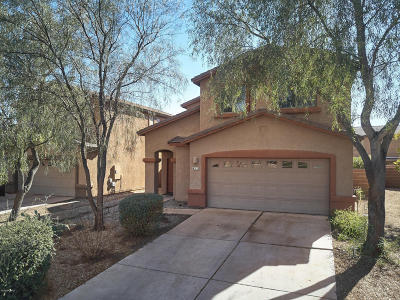 Tucson Single Family Home For Sale: 8375 N Weston Place