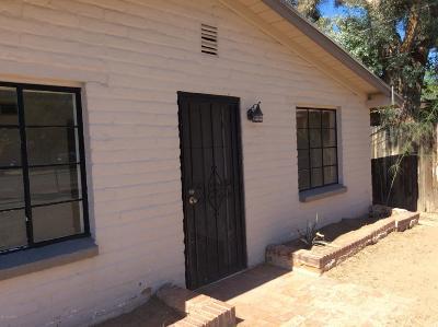 Single Family Home For Sale: 3521 E Monte Vista Drive