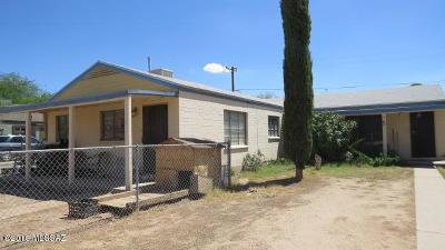 Tucson Residential Income For Sale: 2726 S Norton Vista