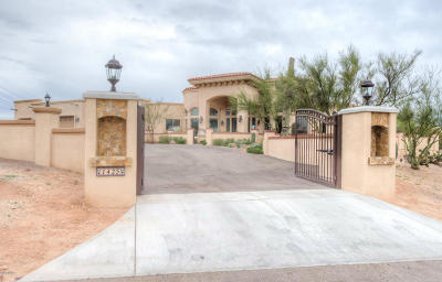 Pima County, Pinal County Single Family Home For Sale: 1425 W La Canada Place