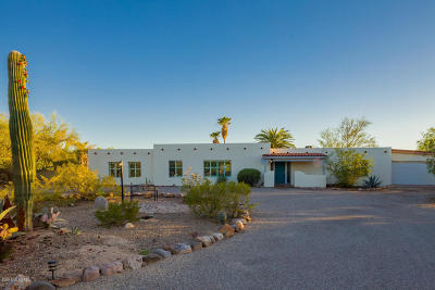 Tucson Single Family Home Active Contingent: 1952 W Harran Circle