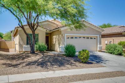 Sahuarita AZ Single Family Home Active Contingent: $195,000