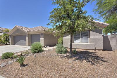 Tucson Single Family Home Active Contingent: 7774 W Talavera Way