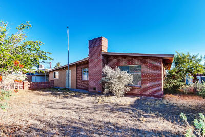Tucson Single Family Home For Sale: 3644 E Dover Stravenue