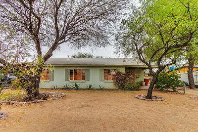 Pima County Single Family Home For Sale: 2726 E Stratford Drive