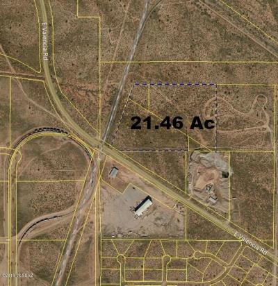Tucson Residential Lots & Land For Sale: Valencia