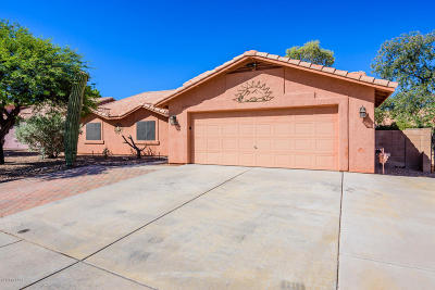 Single Family Home For Sale: 9680 E Paseo San Rosendo